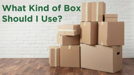 What kind of box should I sue?